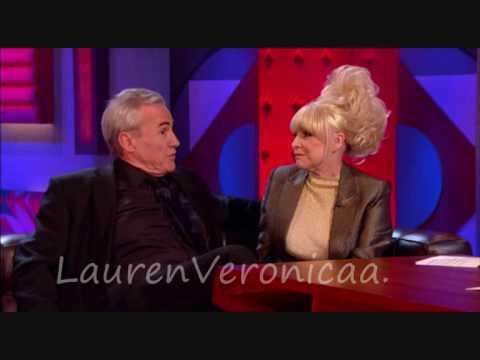 Barbara Windsor & Larry Lamb On Jonathan Ross Part One.