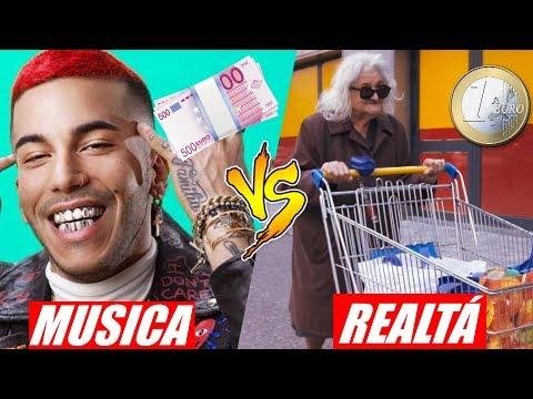 SE LA MUSICA FOSSE REALE *Parodia* iPantellas