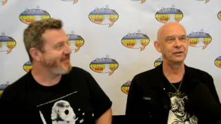 First Interview With Doug Bradley and Paul Jones in 24 years