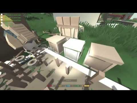 Unturned Zombie Survival Multiplayer - E12 -