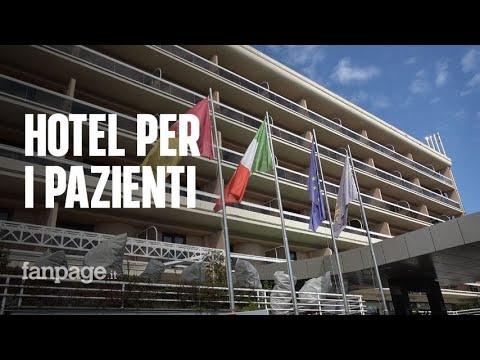 Coronavirus, a Roma l'Hotel Marriott accoglierà i pazienti Covid-19 in via di guarigione