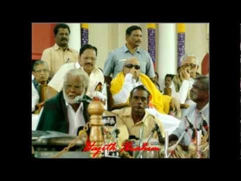 தன்மானம் காக்கும் கழகம்.. தி.மு.கழகம் || ISAI MURASU E.M. HANIFA || DMK SONGS