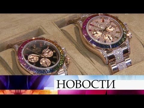 Роскошные новинки на выставке часов и ювелирных изделий на выставке в Базеле.