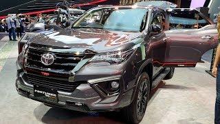 Toyota Fortuner TRD 2019 Facelift #GIIAS2019