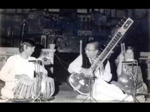 Pt  Nikhil Banerjee - Raga Basantmukhari and Bhairabi