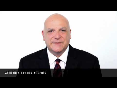 Thank You Message from Los Angeles Workers' Comp Attorney Kenton Koszdin
