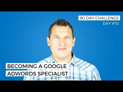 An insider's guide to becoming a Google AdWords Specialist