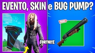FORTNITE-RUNA MOVING, NEW SKIN and PUMP BUG in the WORLD?