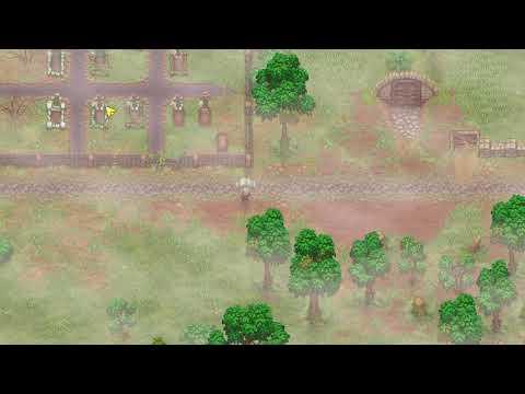 Graveyard Keeper Game Of Crone Gameplay (PC Game) |