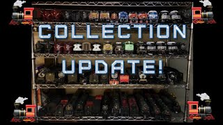 Lionel & MTH train Collection Update + Channel News!!