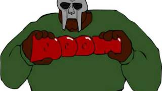 MF DOOM - GAZZILLION EAR