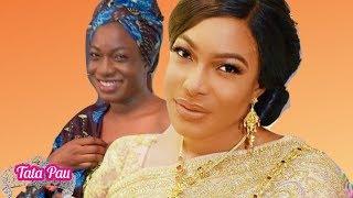 Actrice Nigriane Chika Ike refait son nez  cause de la pression des Fans