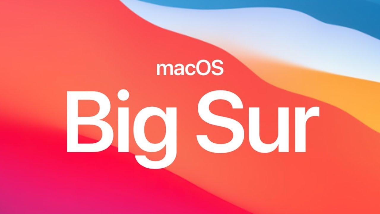 macOS Big Sur - İlk Bakış