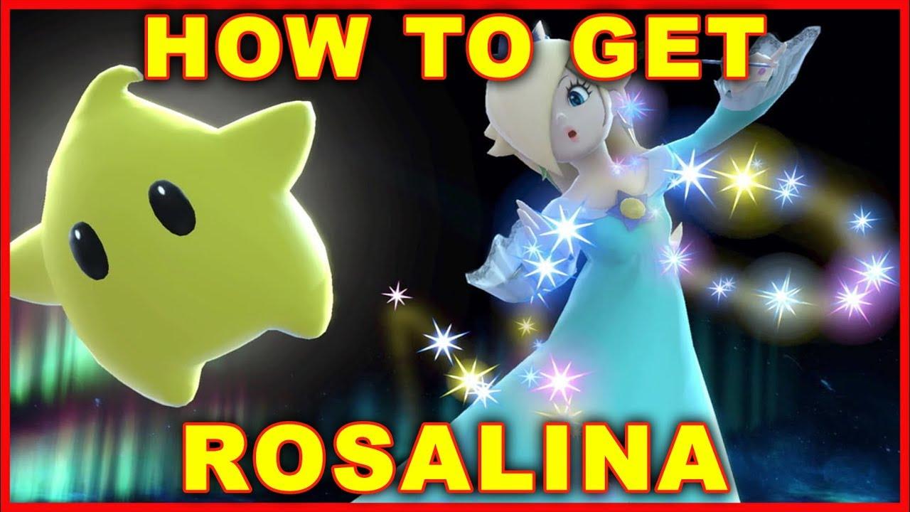 Download Super Smash Bros Ultimate: How to Unlock Rosalina & Luma