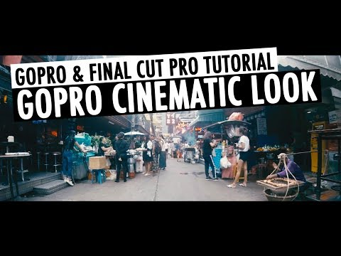 How To Make Your GoPro Video Look Cinematic   RehaAlev