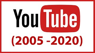 Evolution Of Youtube Over The Years 2005 2018