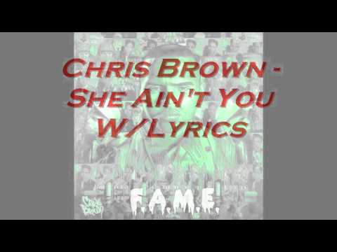 Ain't Thinkin Bout You Lyrics — Chris Brown | LyricSoUp