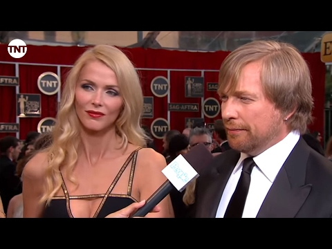 Morten Tyldum I SAG Awards Red Carpet 2015 I TNT