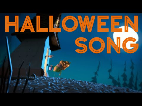 Halloween Song - With Lyrics