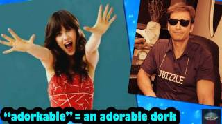 "NEW GIRL - Promo: ZOOEY DESCHANEL IS ""ADORKABLE"""