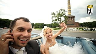 German + Russian Wedding in Berlin