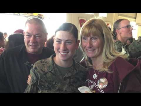 The Journey of A Female US Marine