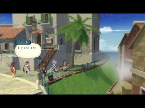 Let's Play Tales Of Vesperia - Episode 277 - How To Get Judith's Brionac  Spear (Part 1)