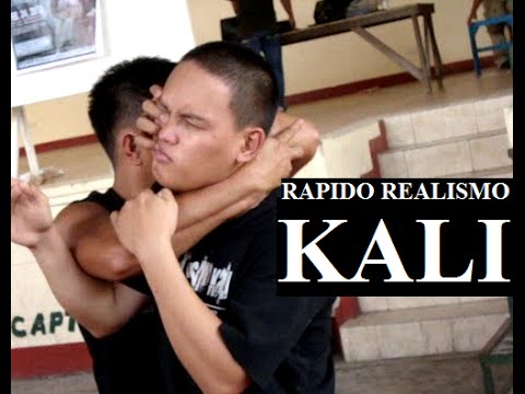 Rapido Realismo Kali   Traditional Roots b4aff12a5