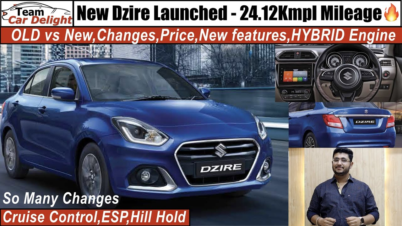 new dzire facelift 2020 launched old vs new changes new features price interior dzire 2020 youtube new dzire facelift 2020 launched old vs new changes new features price interior dzire 2020
