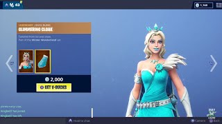 "Fortnite *NEW* ""GLIMMER"" Skin! - (Item Shop - 25/12/2018)"