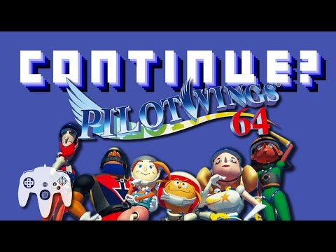 Continue? - Pilotwings 64 (N64)