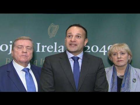 """Irlande : pas de Brexit sans """"backstop"""""""