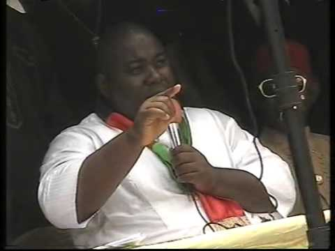 BIAFRA INDEPENDENT MOVEMENT – Uwazuruike  & Dokubo II