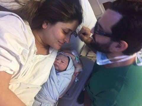 Saif and Kareena Baby - Named Taimur Ali Khan Pataudi ...  Saif and Kareen...