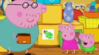 Peppa Pig Official Channel | Daddy Pig's Playgroup Star for His Wonderful Picture!