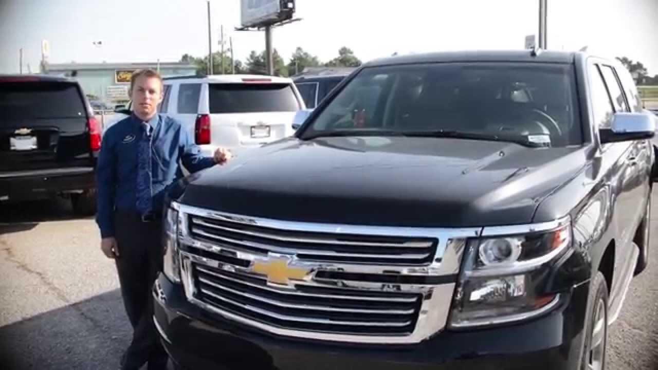 Chevrolet Suburban Rent A Car
