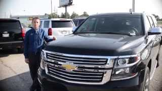 2015 Chevrolet Suburban Overview