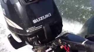 Suzuki DF6 ślizg Dwie Osoby