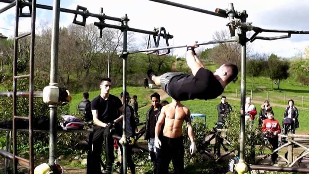 The Best Italian Street Workout Calisthenics Moments