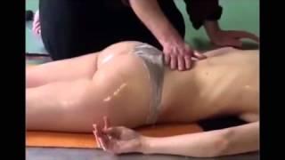 Russian Massage Techniques to Class on Beautiful Russian Girls part 3