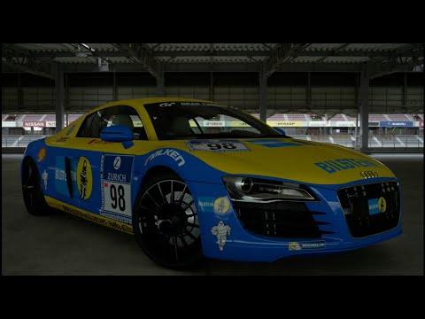 Hot Lap Sport: 2007 Audi R8 4.2 Quattro - Gran Turismo Sport