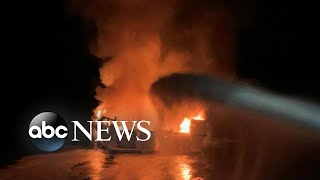 30-people-missing-after-boat-catches-fire-abc-news