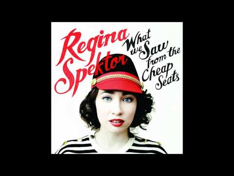Regina Spektor - Small Town Moon - What We Saw from the Cheap Seats [HD] Mp3