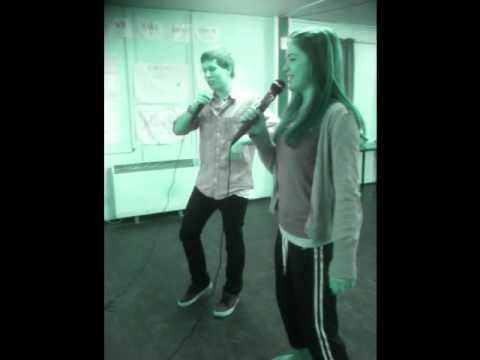 karaoke ellie and jamie
