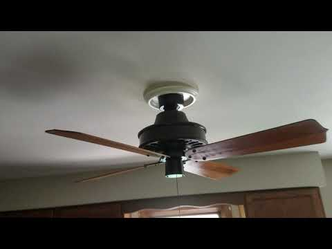 Patton Ceiling Fan Motor With Failed Capacitor Full Vi