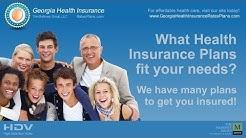 Georgia Health Insurance - Medical Insurance Plans