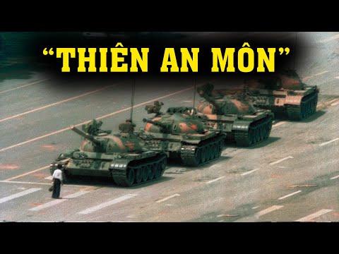 Tóm tắt nhanh Sự kiện Thiên An Môn chấn động thế giới của TQ