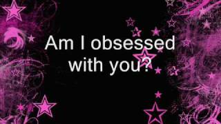 Obsessed by Miley Cyrus (Lyrics on Screen)