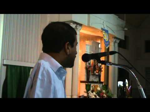 St. Jude Church, Thevara: Retreat - Day 2 - Part 1