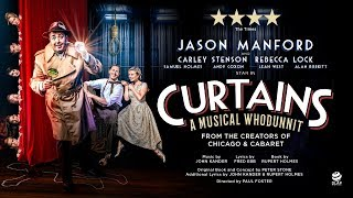 Curtains - Wyndham's Theatre